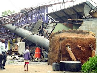 LAGOS RAINSTORM: Victims recount experiences
