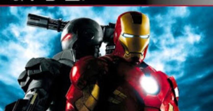 Iron Man 2 [ EUR ] PS3-DARKFORCE - FREE PS3 ISO GAMES - Free Download PC Games