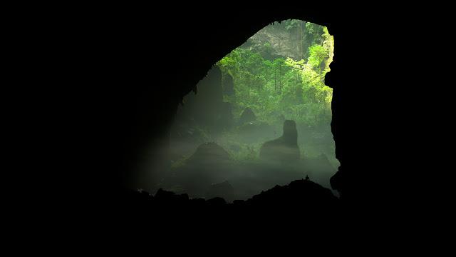 Sơn Đoòng Cave in Phong Nha-Kẻ Bàng National Park, Vietnam (© Getty Images) 610