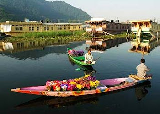 Kashmir Honeymoon Trip
