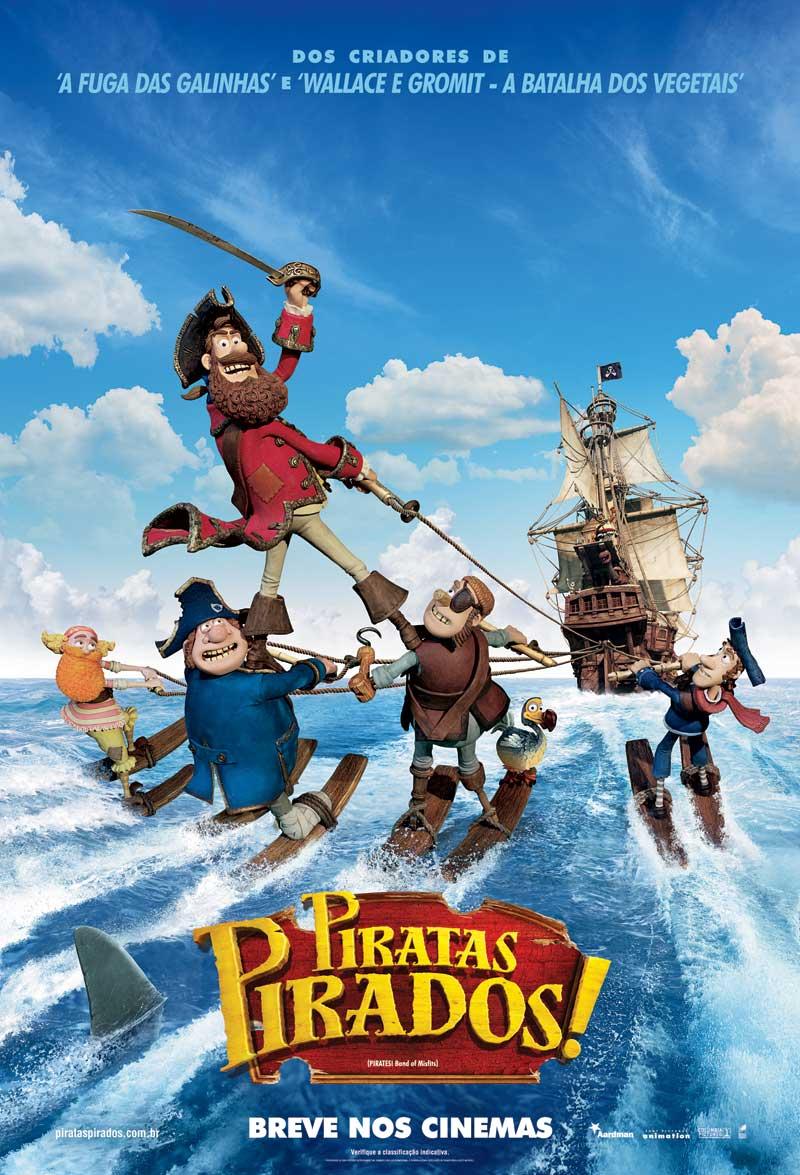 Piratas Pirados