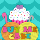 Please help support my blogs by buying me cake/yarn!