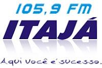 ouvir a Rádio Itajá FM 105,9 Goianésia GO