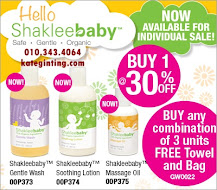 SHAKLEE BABY 30%