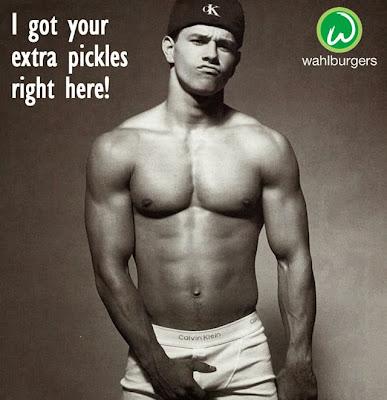 Mark Wahlberg underwear funny camel toe