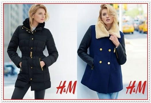 H&M 2015 Bayan Mont ve Kaban Modelleri