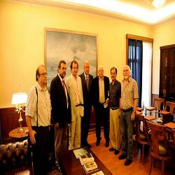 """Αρνητικό δείγμα γραφής από Αβραμόπουλο! Στηρίζει το νέο """"Σχέδιο Ανάν"""" για την Κύπρο"""