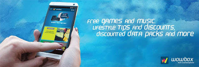 Grameenphone-WowBox-app