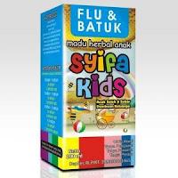 obat flu dan batuk kering anak-anak
