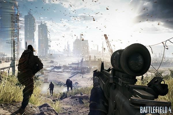 game Battlefield 4