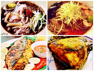 Sarawak land of the hornbills delicious food in sarawak for X cuisine miri