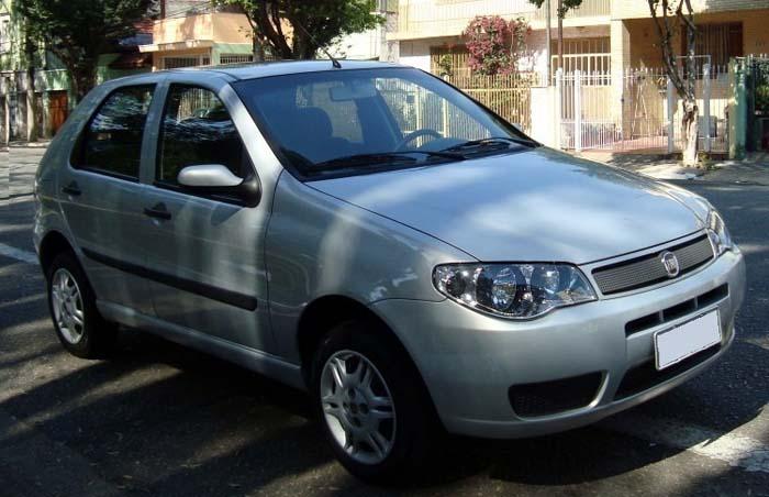 Fiat Palio 1.0 MPI Fire Economy Flex 4P 2010