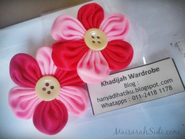 Keronsang Comel dari Khadijah Wardrobe