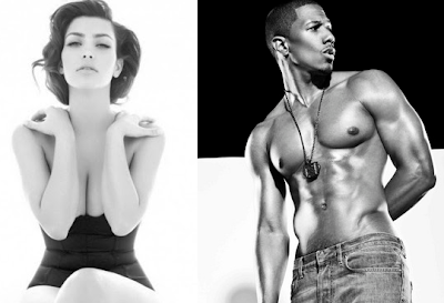 Nick Cannon Kim Kardashian