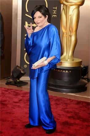 Liza Minelli, Oscar 2014