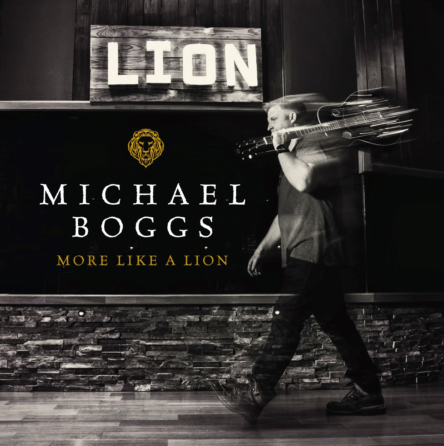 Michael Boggs - More Like a Lion 2014 English Christian Album Download