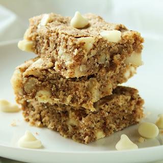 for yourself white chocolate macadamia almond bars makes 12 bars