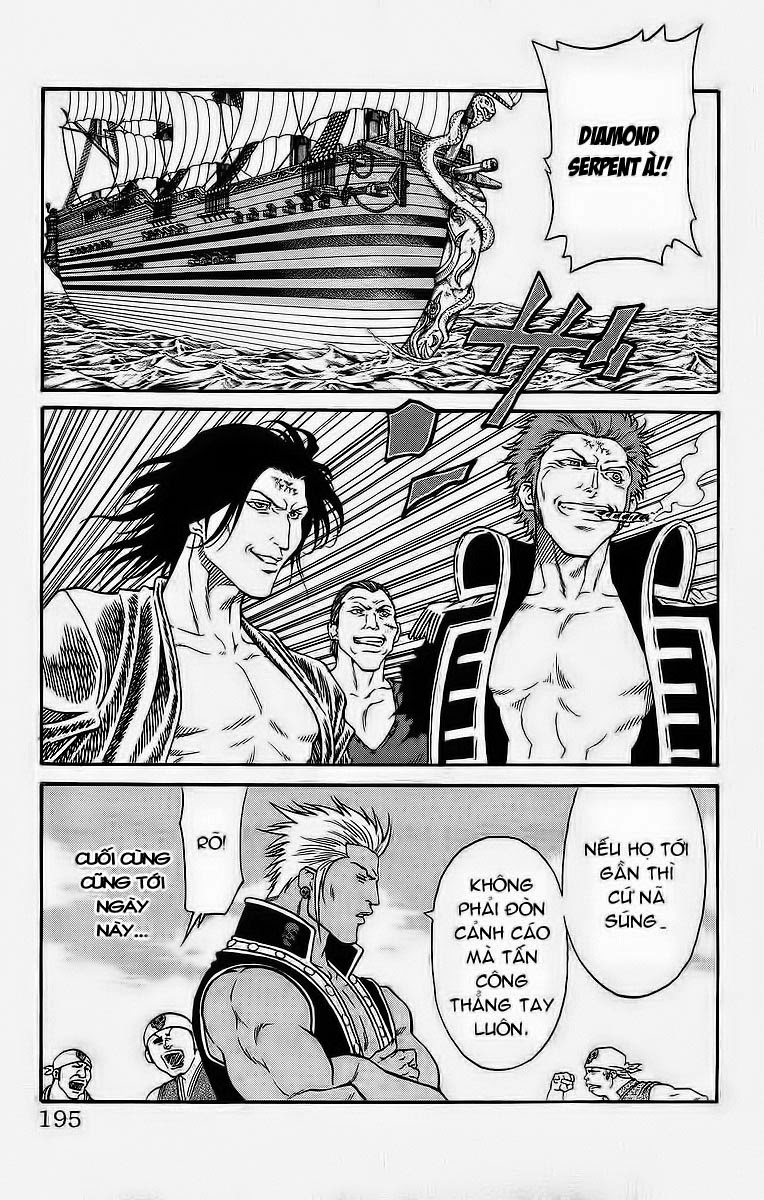 Vua Trên Biển – Coco Full Ahead chap 258 – End Trang 25 - Mangak.info