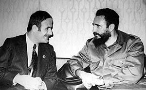 Ha muerto Fidel Castro. Assad+Hafez+Castro