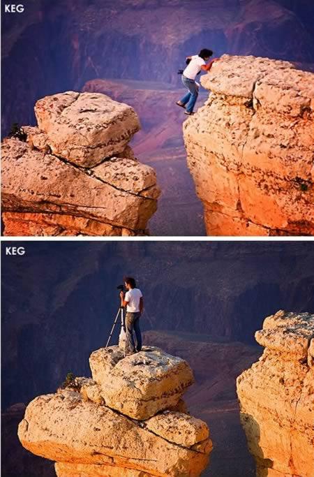 Inilah Fotografi Yang Bernyali Tinggi !! [ www.BlogApaAja.com ]