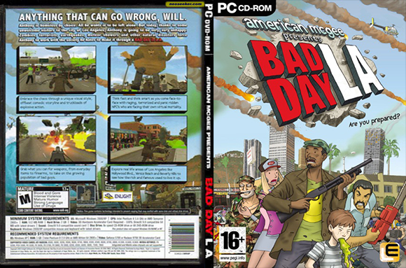 Descargar Gratis American Mcgee's Bad Day L.A MEGA