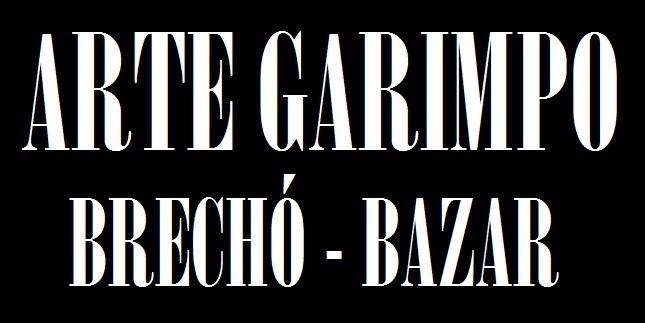 ARTE GARIMPO BRECHÓ BAZAR