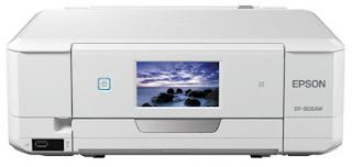 Epson Colorio EP-808AW Drivers Download, Review