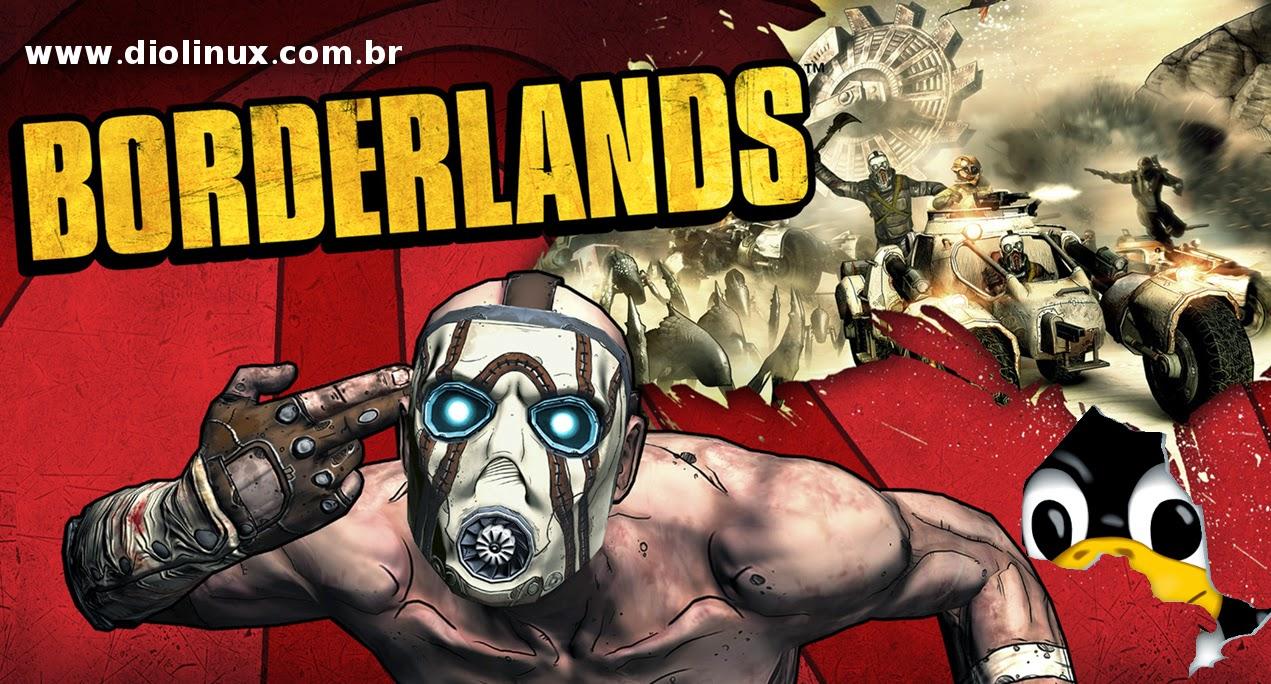 Borderlands 2 será lançado para Linux