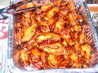 Chicken Wing Trio - The No-Fuss BBQ Cookout Catering Menu -  Have Us Cater Your Next Summer Shindig - Taste Of The Best Catering - 614-358-4559