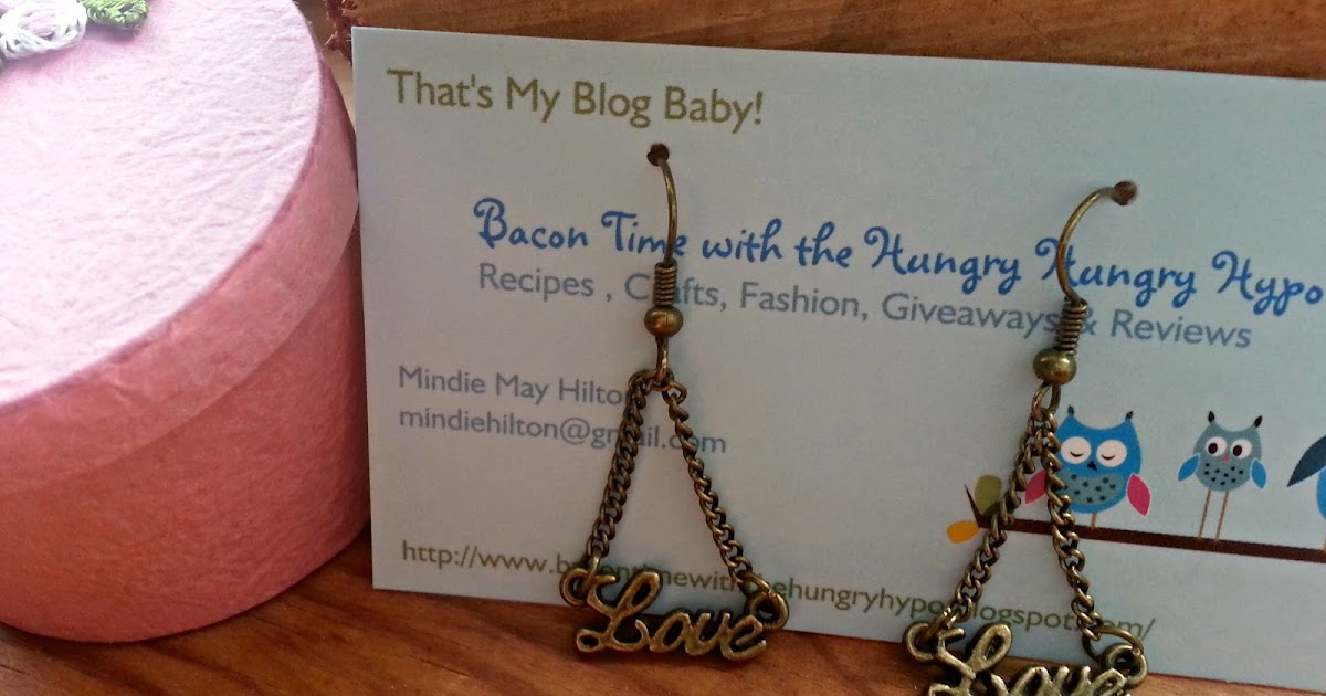 Bacon Time With The Hungry Hypo  Diy Chained To Love Or