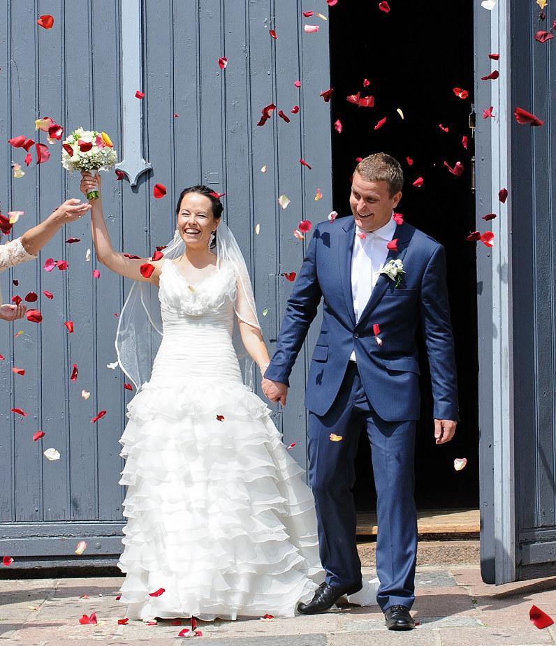 vestuviniai žiedlapiai