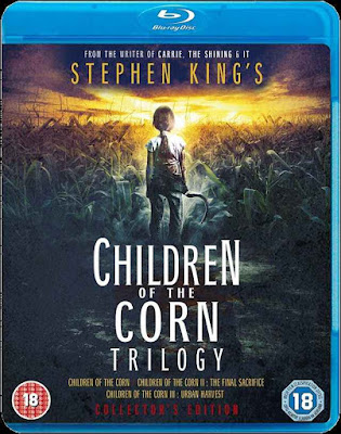 Children of the Corn Trilogy Blu-ray 88 Films
