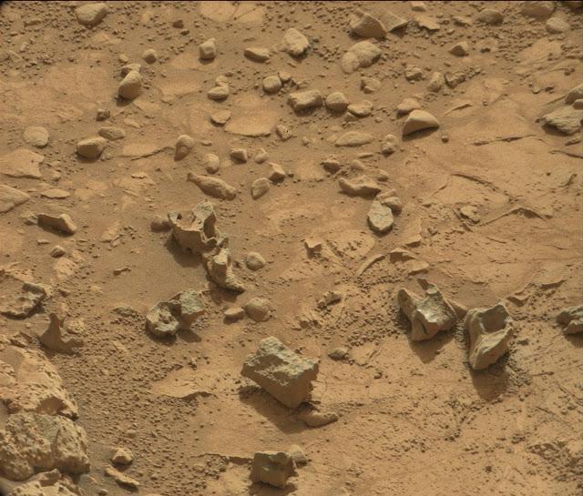 Ιστορική ανακάλυψη στον Αρη; Διαρρέονται στοιχεία για εντοπισμό απολιθωμένων οστών