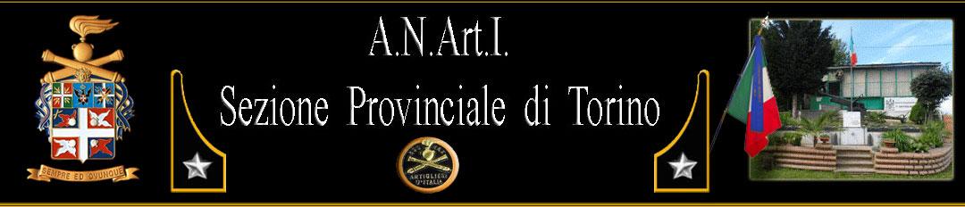 Associazione Nazionale  Artiglieri d'Italia Sezione Provinciale di Torino