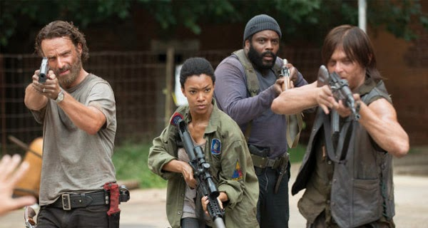 The Walking Dead quinta temporada