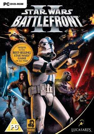 Star Wars Battlefront 2 PC Full Espaol ISO DVD5 Descargar 