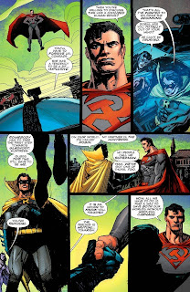 Page 22 of Convergence: Detective Comics #1 from DC Comics