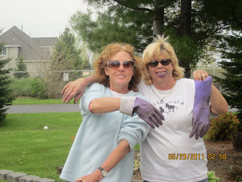 Gardening Girls of the Purple Glove Society
