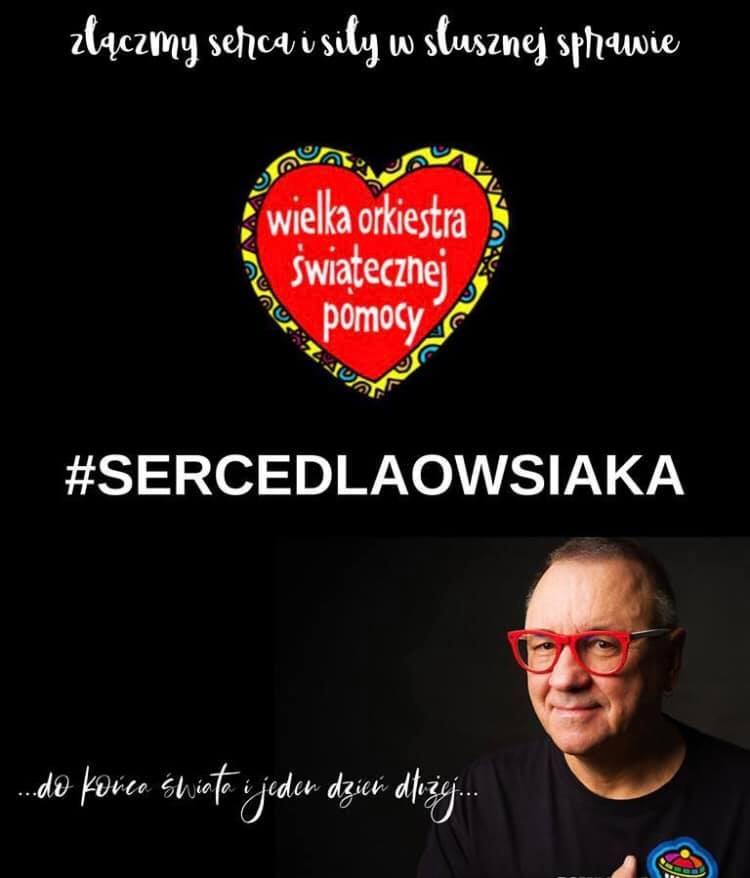 akcja #sercedlaowsiaka 15-25 lutego 2019