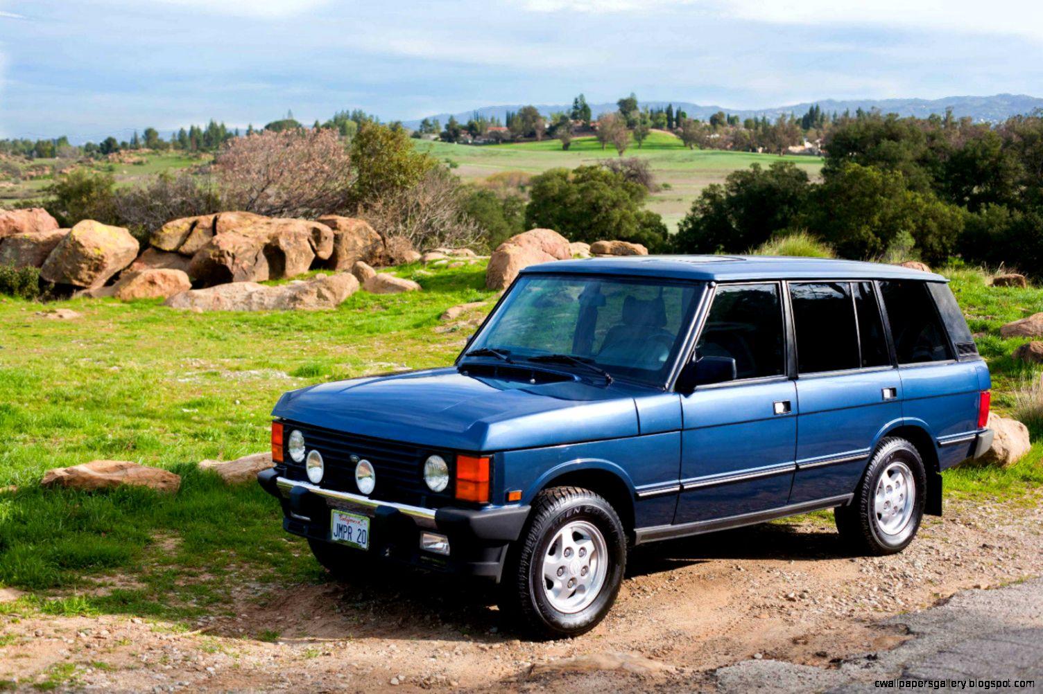 1995 Range Rover Classic LWB