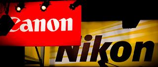 Техническая поддержка Canon и Nikon