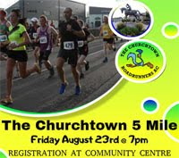 5 mile in North Cork - Fri 23rd Aug 2019