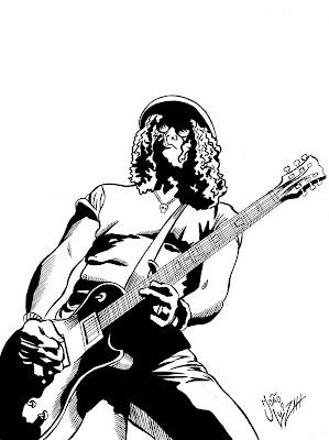 Slash do Guns N' Roses
