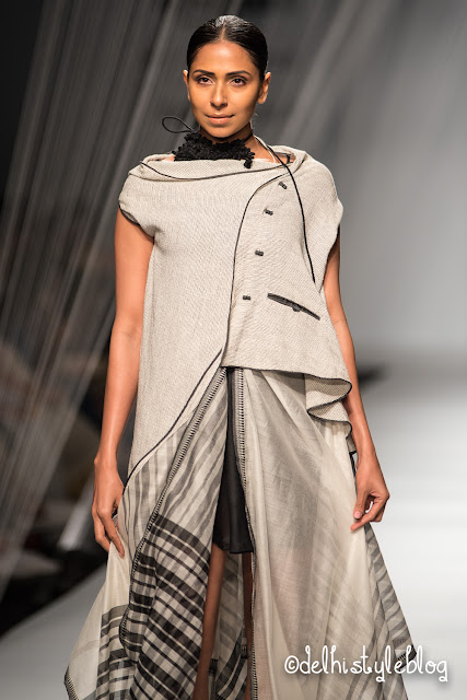 Vaishali S Yajna SS16 The Woven Universe AIFW Indian Fashion