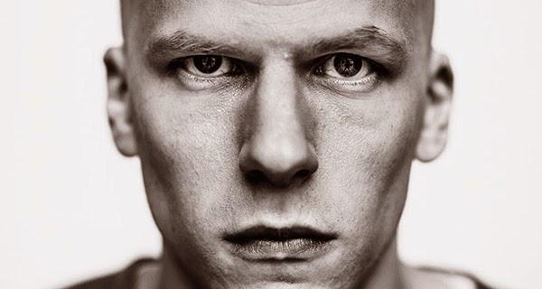 Primera imagen del Lex Luthor que interpreta Jesse Eisenberg