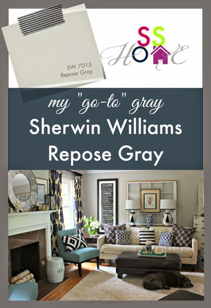 "My ""Go-To"" Gray"