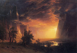 Albert Bierstadt Goes West