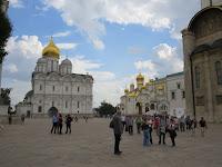 Cathedrales du Kremlin