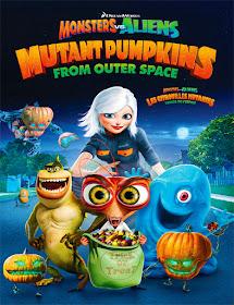 Monstruos contra Alienígenas: Las calabazas mutantes del espacio exterior (2009) [Latino]