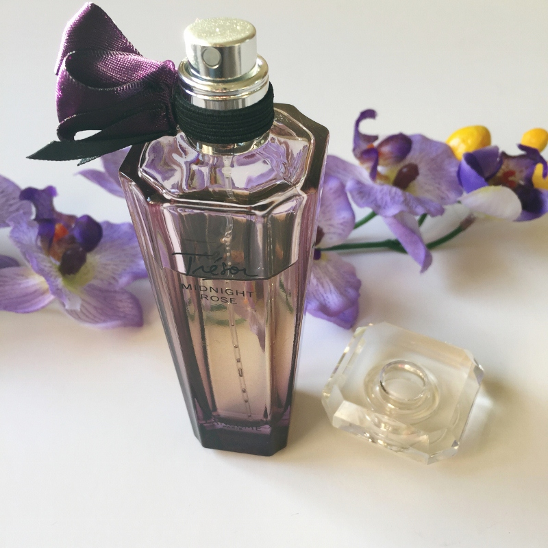 the made up maiden lancome tresor midnight rose review. Black Bedroom Furniture Sets. Home Design Ideas